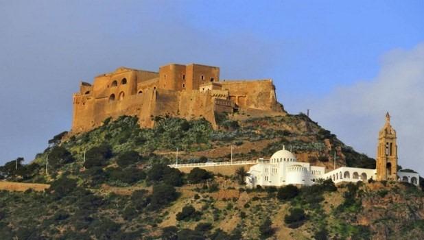 قلعة سانتا كروز من افضل اماكن السياحة في وهران