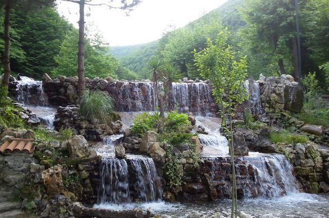معشوقية سبانجا من افضل اماكن السياحة في تركيا