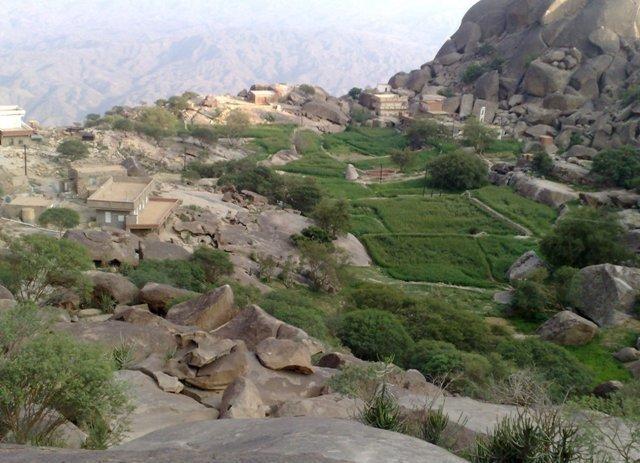 السياحة في بلجرشي