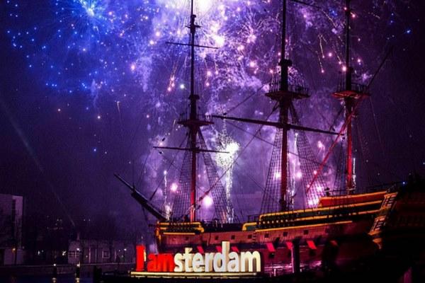 اماكن سياحية في امستردام شتاء