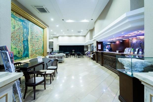 فندق انتيك اسطنبول