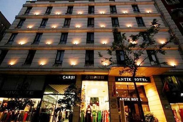 فندق انتيك من افضل الفنادق في اسطنبول