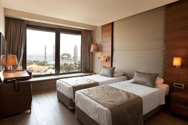فنادق 4 نجوم في اسطنبول السلطان احمد