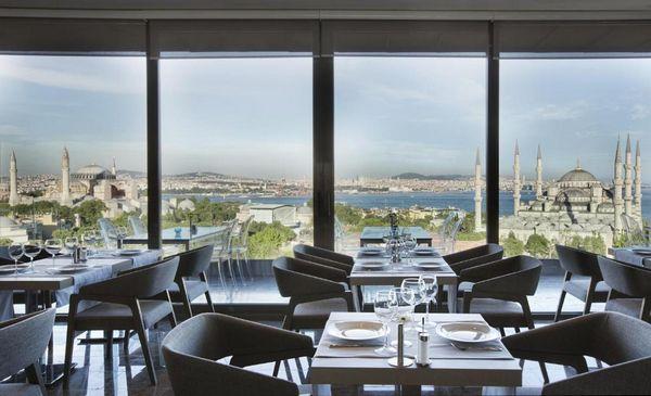 فندق اركاديا في اسطنبول