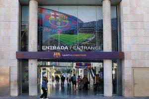 متحف نادي برشلونة من اهم الاماكن السياحية في برشلونة اسبانيا