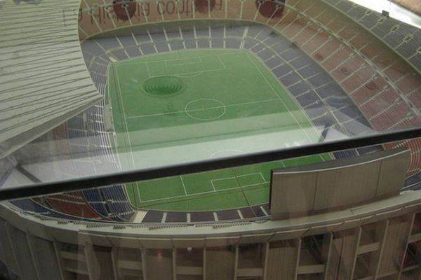 متحف نادي برشلونة أهم وأعرق المتاحف الرياضية