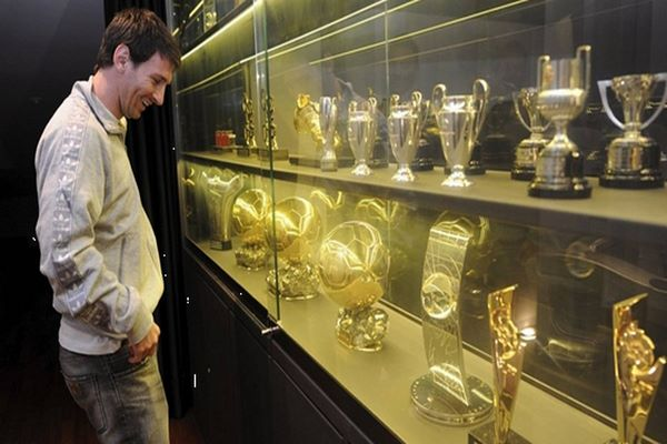متحف نادي برشلونة من أجمل المتاحف الرياضية
