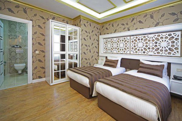 فندق بلاك توليب في اسطنبول