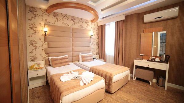 فندق بلاك توليب في مدينة اسطنبول