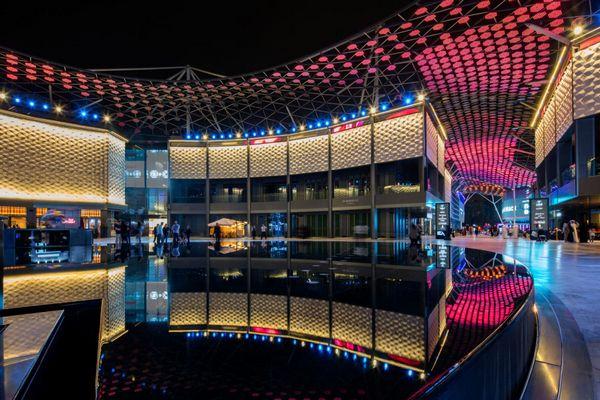 سيتي ووك في دبي