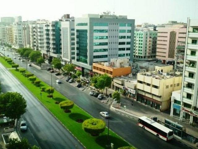 شارع الرقة من اهم شوارع دبي السياحية