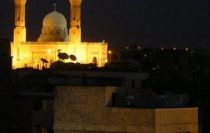 مسجد الطابية من اهم معالم اسوان مصر