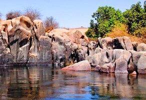 جزيرة الفنتين من اهم معالم السياحة في اسوان