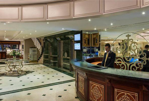 فندق ايليت وورلد برستيج اسطنبول