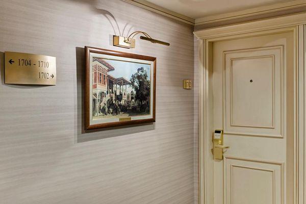فندق ايليت وورلد برستيج تقسيم