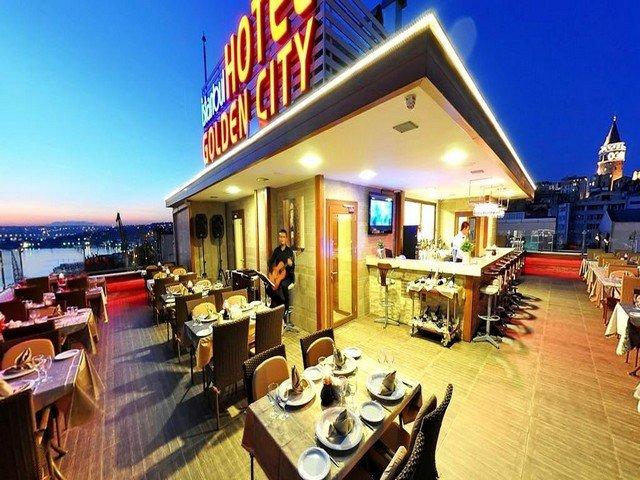 فندق جولدن سيتي اسطنبول