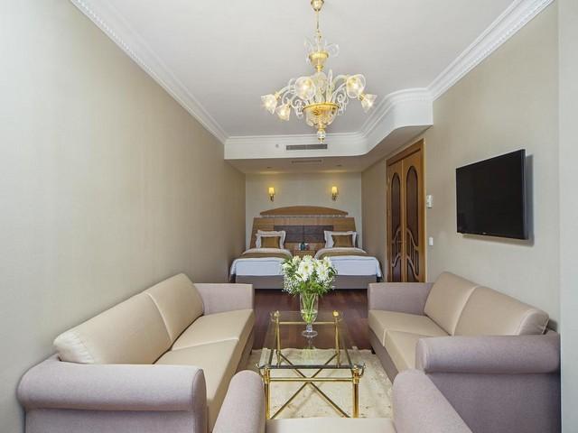 فندق جولدن بارك اسطنبول تقسيم