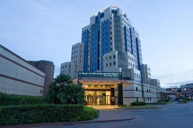 فندق جراند جواهر شيشلي