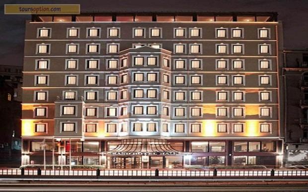فندق جراند خليج تقسيم اسطنبول
