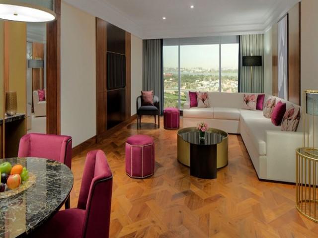 عرف فندق جراند حياة دبي