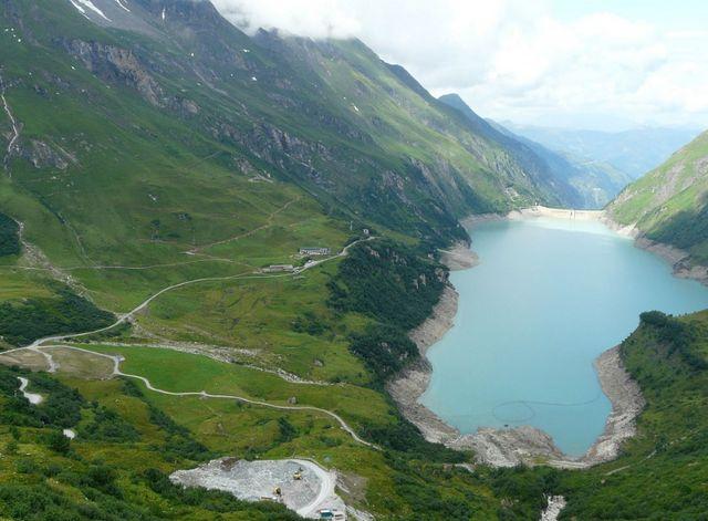 بحيرة كابرون في النمسا