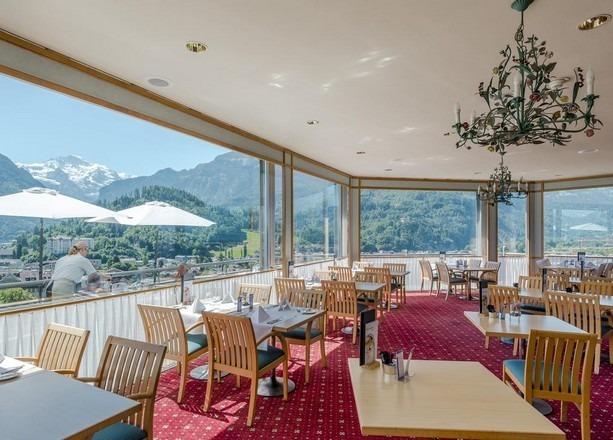 فندق ميتروبول سويس كواليتي في انترلاكن سويسرا