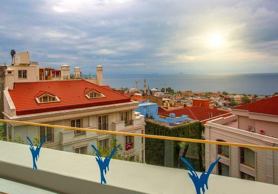 فندق انوفا في اسطنبول