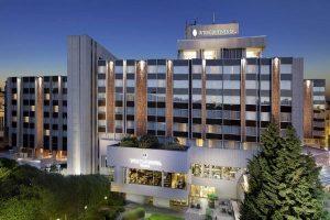 فندق انتركونتيننتال من افضل فنادق براغ