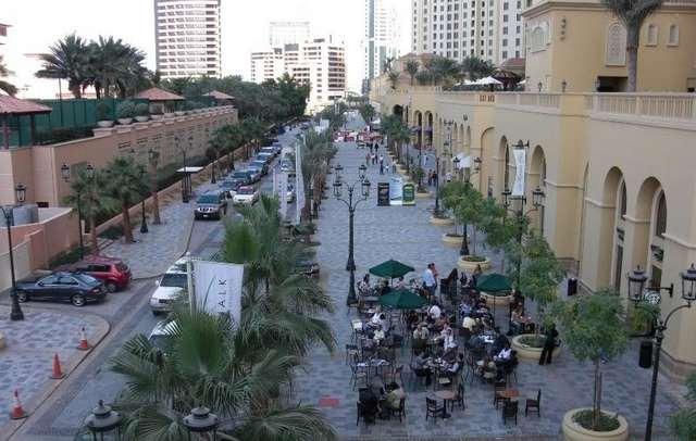 شارع الجميرا من اهم شوارع دبي السياحية