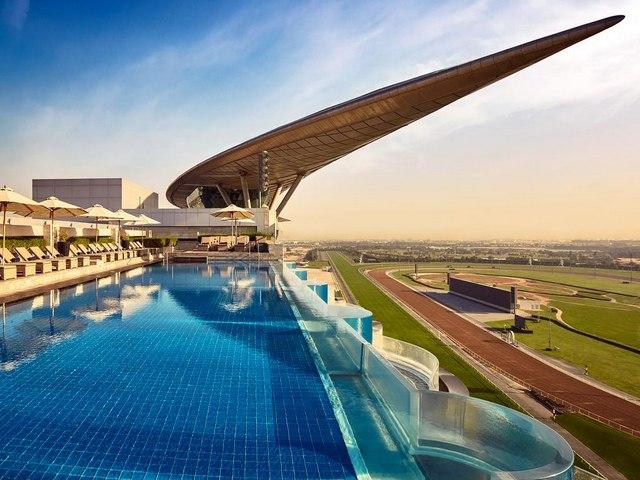 فندق الميدان من افضل فنادق في دبي