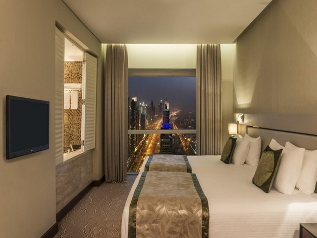 فندق ميلينيوم دبي شارع الشيخ زايد