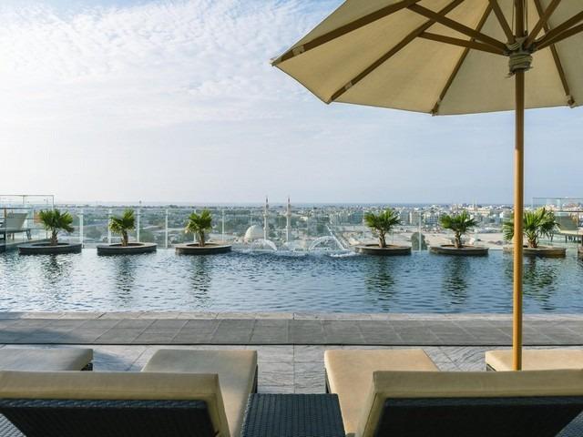 فندق ميلينيوم بلازا في الامارات دبي