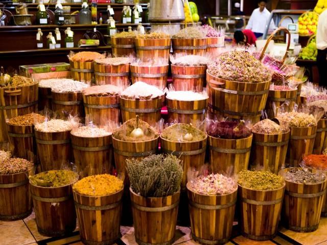 سوق نايف في دبي