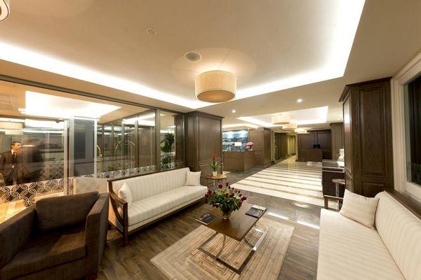 فندق نيديا غالاتا بورت في مدينة اسطنبول