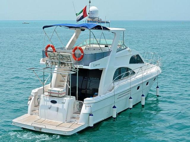جولة بحرية في جزيرة النخلة