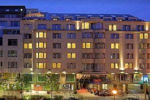 فندق ماريوت من افضل فنادق براغ خمس نجوم