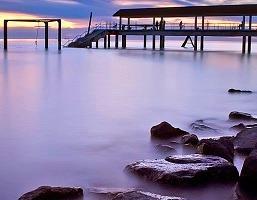 جزيرة اندا في سيلانجور من اجمل جزر ماليزيا السياحية