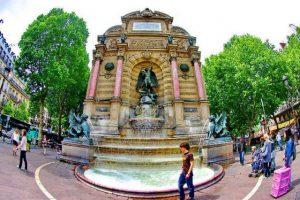 الحي اللاتيني باريس من أجمل اماكن السياحة في باريس