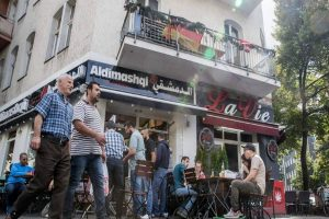 شارع العرب برلين من أهم شوارع برلين