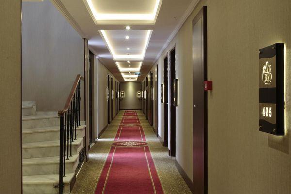 فندق بلاك بيرد في اسطنبول
