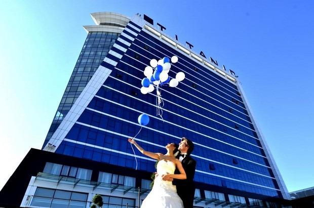فندق تايتنك اسطنبول بيرم باشا