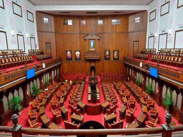 قاعة السلطة التشريعية في مبنى فيدانا سودها