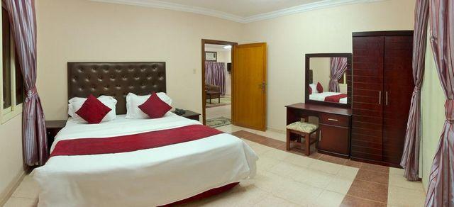 فندق الفرحان الجبيل بالسعودية