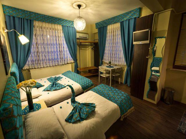 شقق فندقية في اسطنبول السلطان احمد