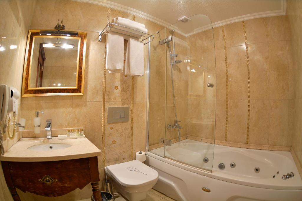 فندق اردن سيتي في مدينة اسطنبول
