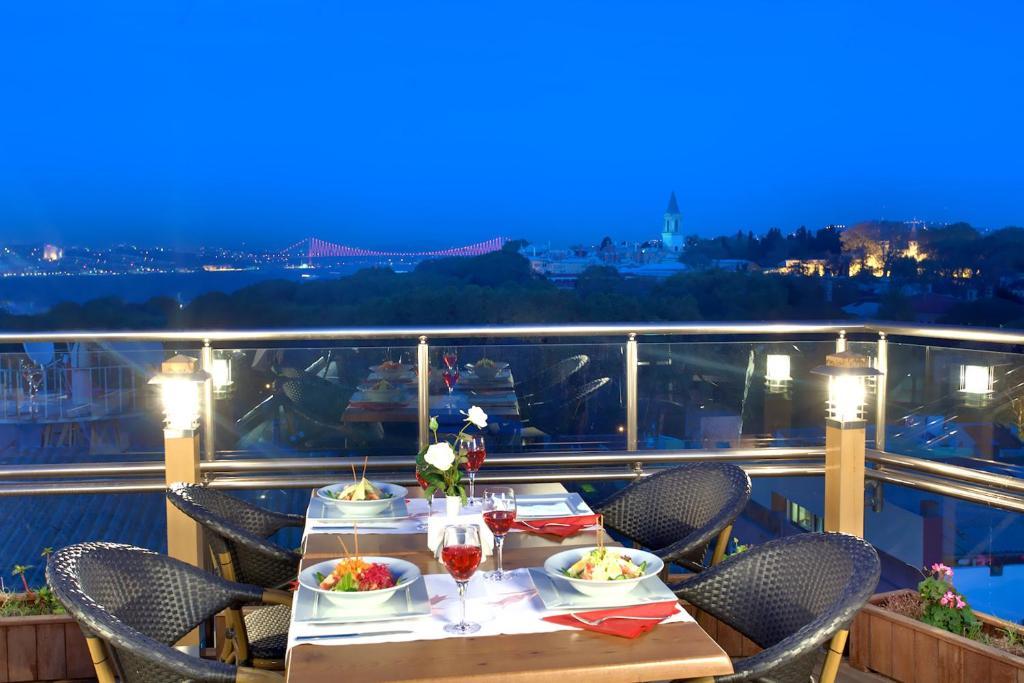 فندق اردن سيتي في اسطنبول