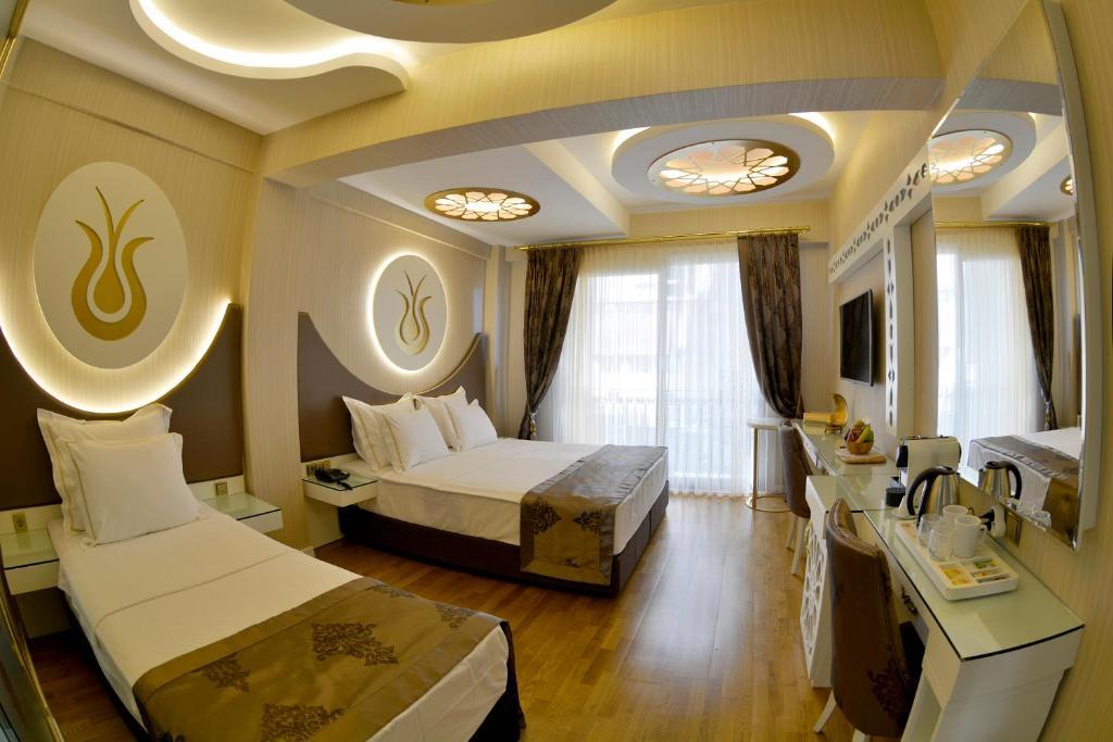 فندق اردن سيتي اسطنبول