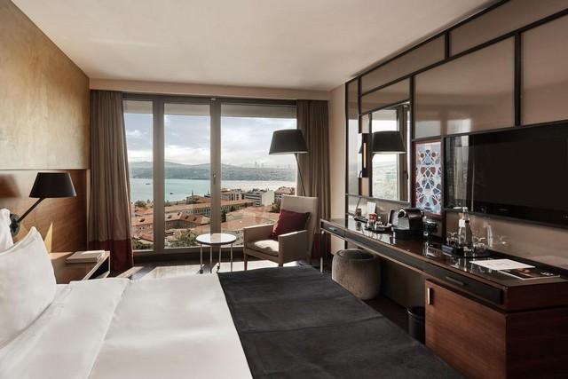 فنادق على البسفور في اسطنبول