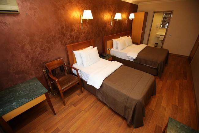 فندق اتيرنو في اسطنبول تقسيم