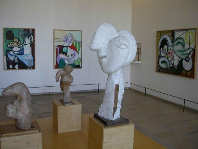 متحف بيكاسو في مدينة برشلونة